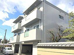 ホワイトハイツ壱番館[2階]の外観