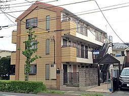ランドフォレスト東豊田[203号室]の外観