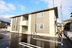 JR吉備線 大安寺駅 徒歩15分の賃貸アパート