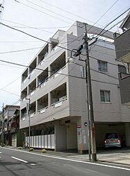 神奈川県横浜市磯子区滝頭2丁目の賃貸マンションの外観