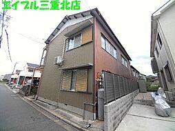 愛和荘[1階]の外観