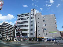 三重県四日市市中部の賃貸マンションの外観