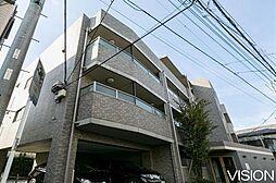 フォートラス板橋本町[1階]の外観