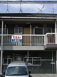 [タウンハウス] 大阪府大阪市東住吉区北田辺6丁目 の賃貸【/】の外観