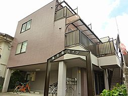大阪府豊中市柴原町4丁目の賃貸マンションの外観