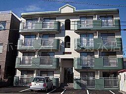 北海道札幌市白石区本通9丁目南の賃貸マンションの外観