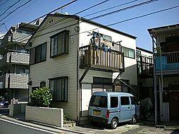 東寺尾パレスワン[203号室]の外観