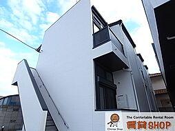 ラポーラ末広町[201号室]の外観