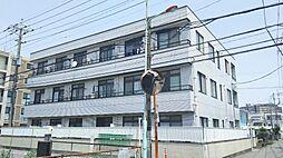 昭和コーポ箭弓町[3階]の外観