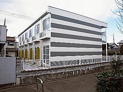 東京都小金井市中町2丁目の賃貸アパートの外観