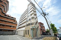 兵庫県神戸市須磨区外浜町2丁目の賃貸マンションの外観