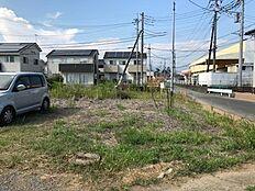 JR「神立」駅徒歩15分の商業施設が充実した更地の土地です。