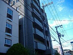 大阪府豊中市小曽根4丁目の賃貸マンションの外観