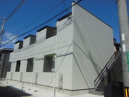 大阪府堺市堺区砂道町1丁の賃貸アパートの外観