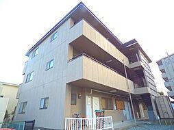 三ツ坂ハイツ[1階]の外観