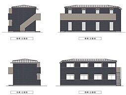 新築 Green Park 桜台[202号室号室]の外観