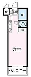 第3のぼりマンション[5階]の間取り