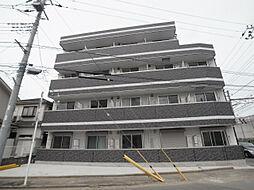 ラルーナ新松戸[3階]の外観