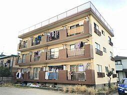 アリガマンション[1階]の外観