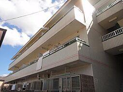 兵庫県神戸市北区鈴蘭台北町3丁目の賃貸マンションの外観