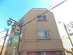 西川口ハイツ[303号室]の外観