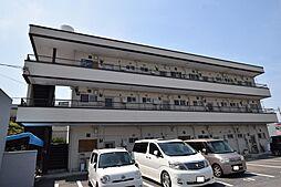 クワタマンション[3階]の外観