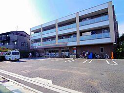 東京都練馬区大泉町4丁目の賃貸マンションの外観