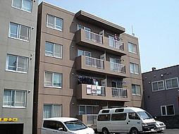 グリーンリーフ西岡[4階]の外観