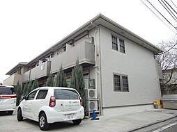 東京都国分寺市本多3丁目の賃貸マンションの外観