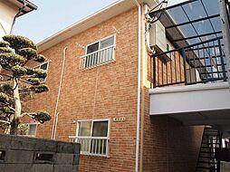 ルナハウス[1階]の外観