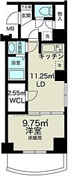 ノルデンタワー新大阪アネックス[20階]の間取り