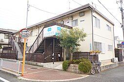 兵庫県伊丹市稲野町1丁目の賃貸アパートの外観