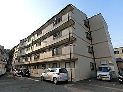 日吉マンション[2階]の外観