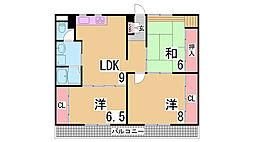 塩屋駅 4.7万円