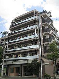 神奈川県川崎市中原区新城中町の賃貸マンションの外観