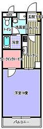 COCOONS−Design[101号室]の間取り