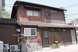 火売松川貸家[1号室]の外観