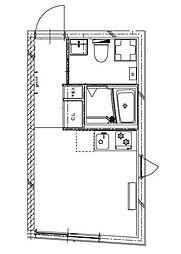 LUDENS千歳台(ルーデンス千歳台)[2階]の間取り