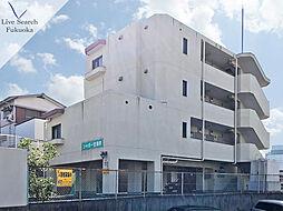 福岡県福岡市博多区空港前2丁目の賃貸マンションの外観