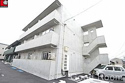 ピース・エルヴィータB[1階]の外観