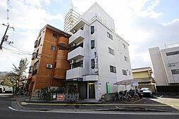 広島県安芸郡府中町石井城2丁目の賃貸マンションの外観