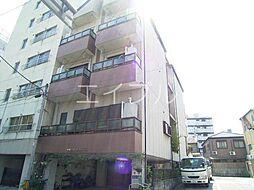パームハイツ[4階]の外観