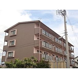 静岡県浜松市北区都田町の賃貸マンションの外観
