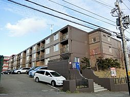 ホークメゾン札幌3号館の外観写真