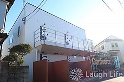 Confuerza[2階]の外観