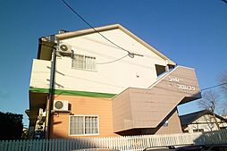 シャレーフロレスタ[1階]の外観
