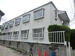クレスト北戸田II[2階]の外観