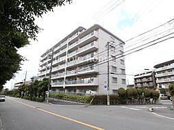 日商岩井第2緑地公園マンション[2階]の外観