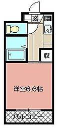 プレアール戸畑駅東[502号室]の間取り