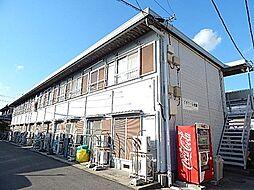 三重県鈴鹿市庄野共進2丁目の賃貸アパートの外観